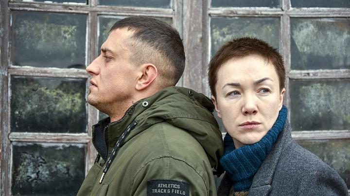Павел Прилучный и Дарья Мороз в детективе «Преступление 2»