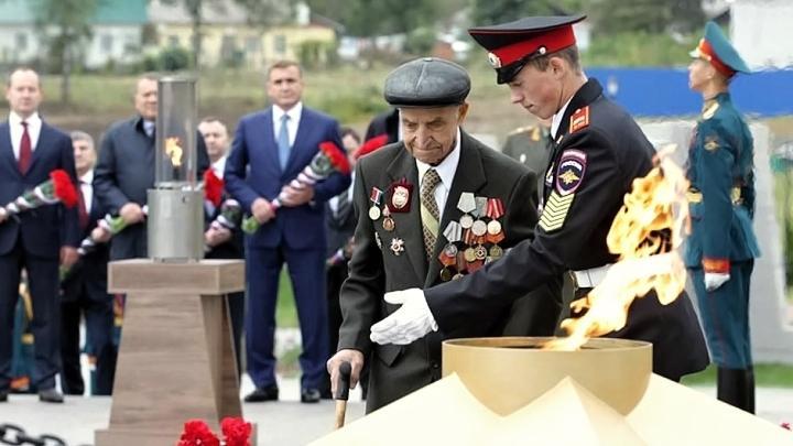 В Туле открыли мемориал энергетикам-героям