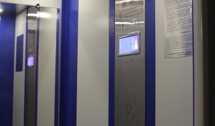 В Тульской области в этом году заменят 183 лифта