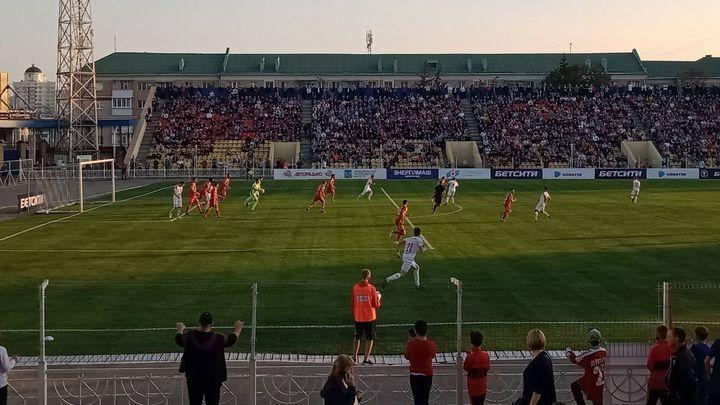 Тульский «Арсенал» в серии пенальти оказался сильнее белгородского «Салюта»