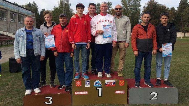 Алексин принял Всероссийские соревнования по авиамодельному спорту