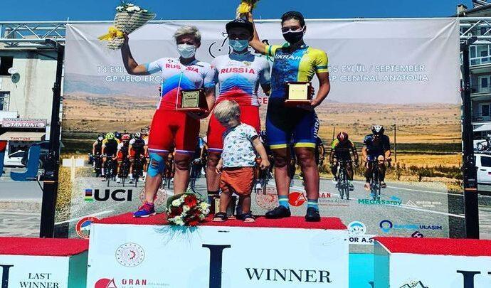 Велогонщица Marathon-Tula выиграла соревнования в Турции