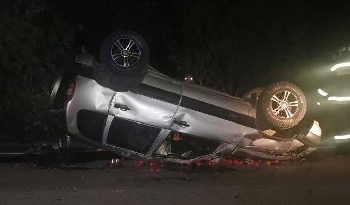 В Одоевском районе погиб водитель перевернувшейся «Нивы»