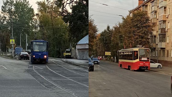 В Туле автомобилям запрещено движение по Энгельса в центр