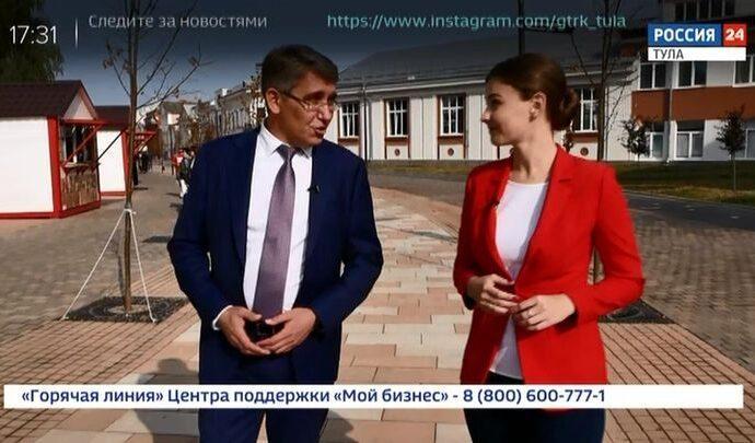 Интервью. Дмитрий Миляев