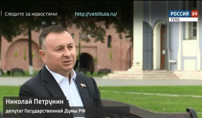 Интервью. Николай Петрунин