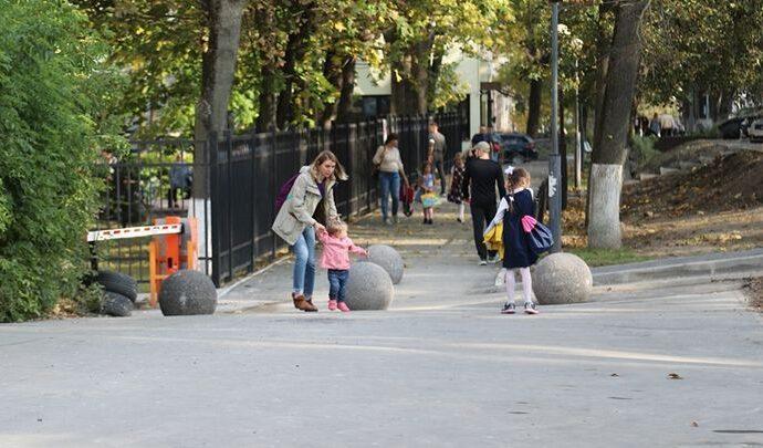 Серые полусферы на тульских улицах оказались опасны для инвалидов