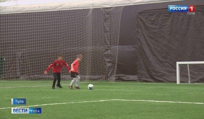 Футболисты спортшколы «Арсенал» заняли первое место турнира «Живи футболом»