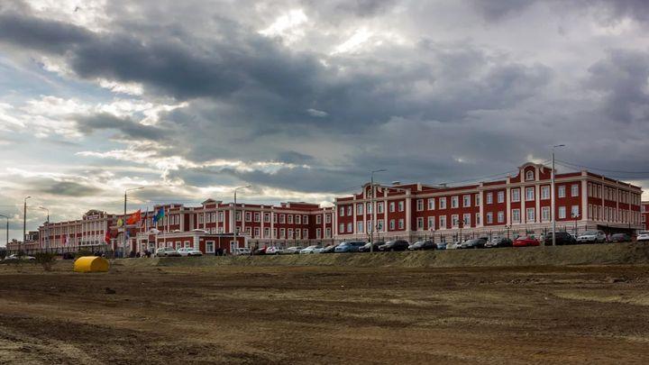 2 октября к Суворовскому училищу не проехать