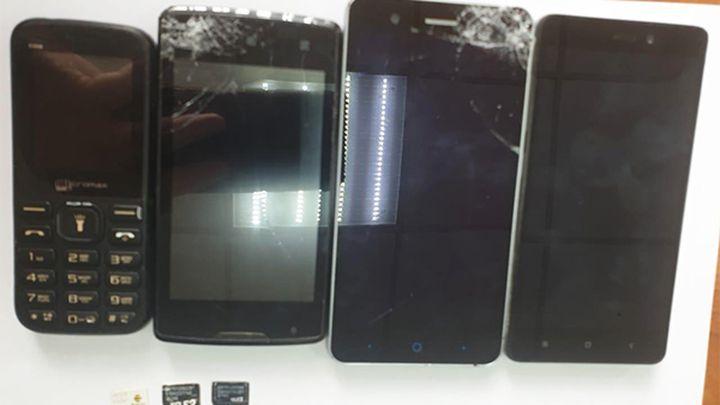 До заключённых двух тульских колоний не дошли смартфоны
