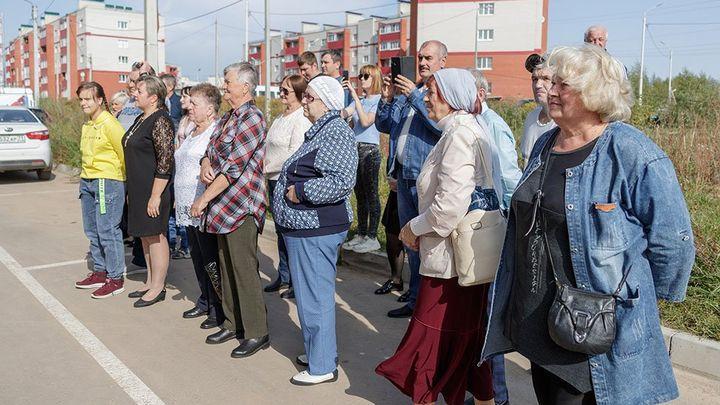 В Венёвском районе 14 семей попрощались с бараками