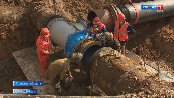 В Донском продолжается модернизация водопроводного комплекса
