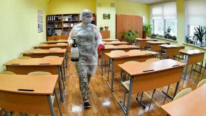 В Ефремове две школы закрыты на карантин