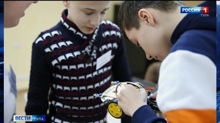Щёкинским школьникам расскажут о  профессии инженера