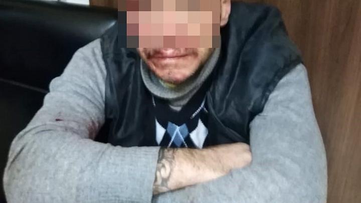 На Косой Горе задержан предполагаемый насильник