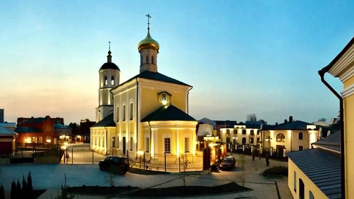 Свято-Покровский храм в Туле