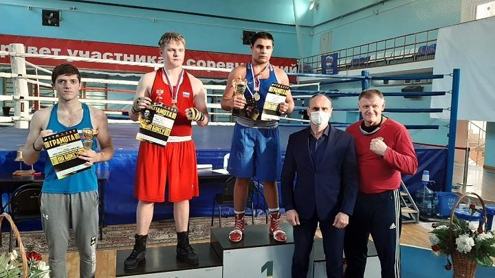 Тульские боксёры заняли 17 первых мест на «Мемориале Жабарова»