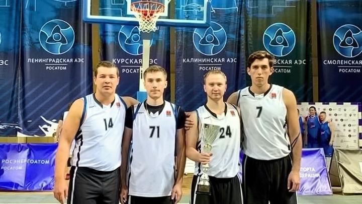 Баскетболисты «Новомосковска» – бронзовые призёры фестиваля в Смоленске