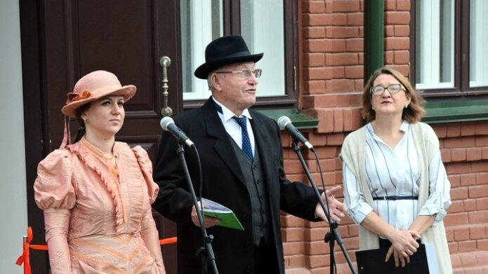В Ефремове отметили 150 лет со дня рождения Ивана Бунина