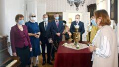 В Ефремове после реставрации открыт дом-музей Ивана Бунина