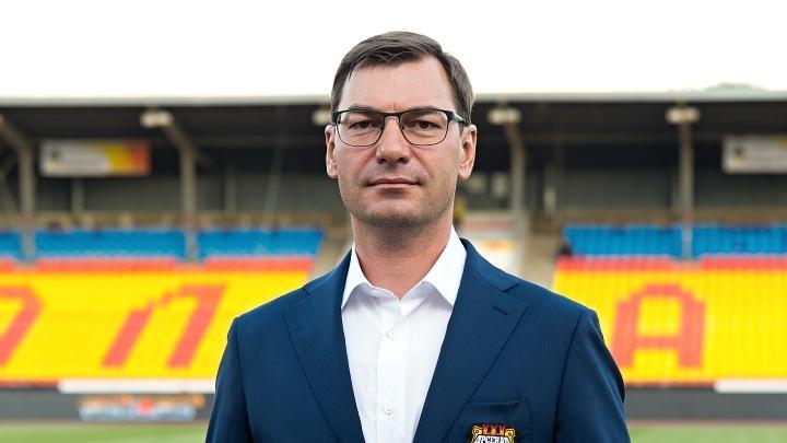 Александр Резепов, главный врач тульского «Арсенала»