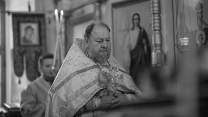 В Туле от осложнений после коронавируса умер священнослужитель