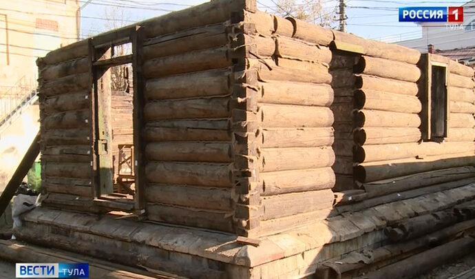 В Туле переехала последняя водоразборная будка