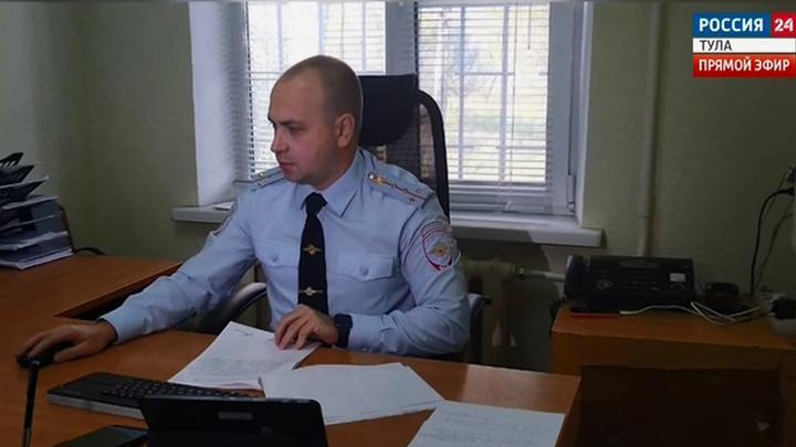 Новомосковец поборется за звание лучшего участкового России