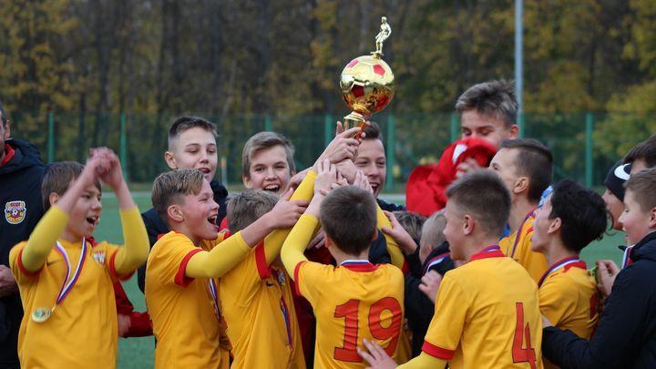ЦПЮФ «Арсенал-2007» стал победителем первенства Тульской области