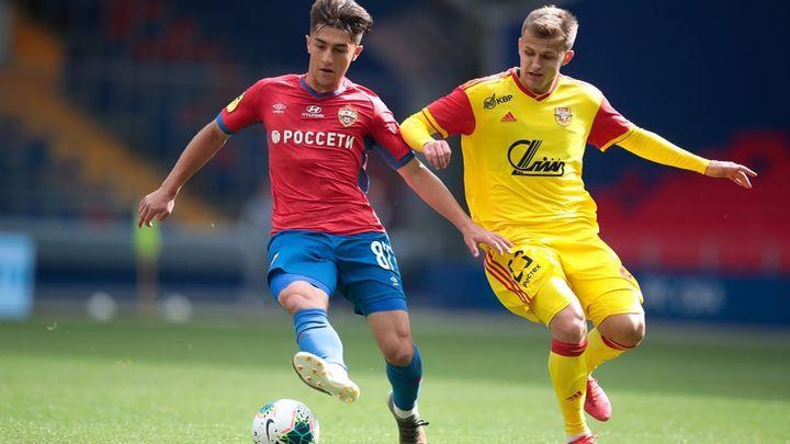«Арсенал» перед «Уралом» разомнётся на «ЦСКА»