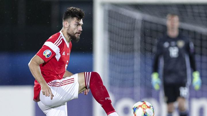 Защитник «Арсенала» Беляев вызван в сборную России