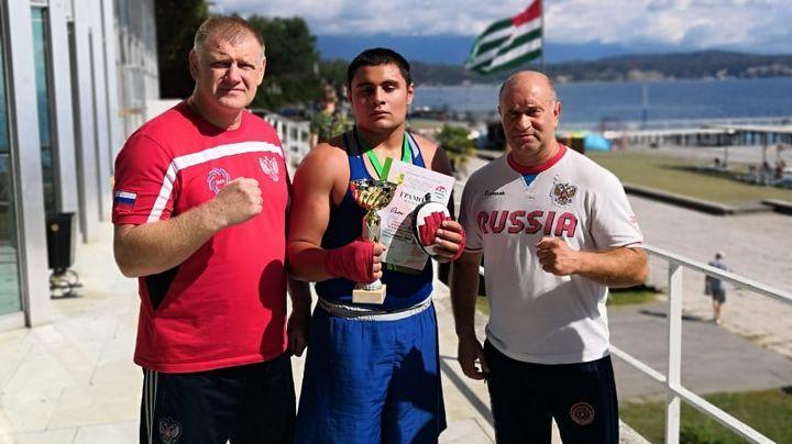 Тульские боксёры завоевали четыре медали в Абхазии