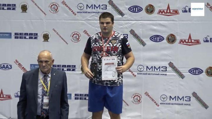 Тульский боксёр Иван Онищенко - победитель Международного турнира в Минске