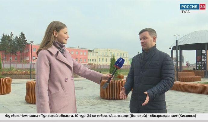 Интервью. Сергей Бортулев