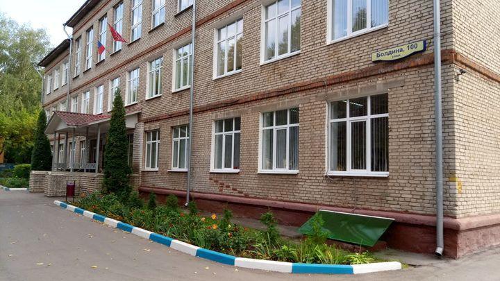 В школе ЦО № 34 из-за коронавируса перенесены сроки осенних каникул