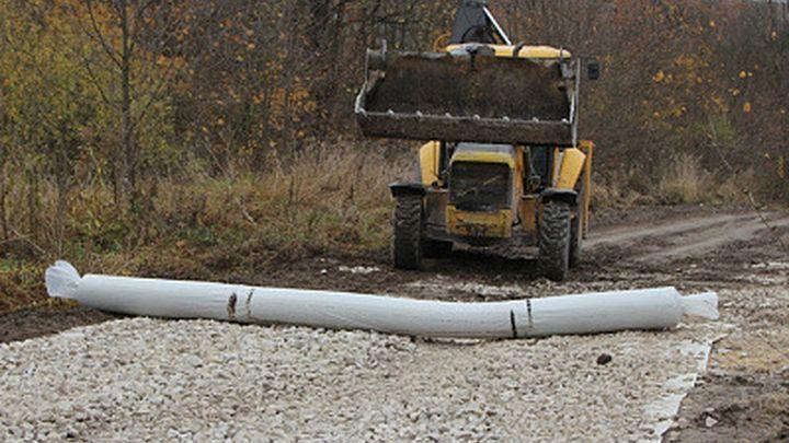 В деревне Струково начали ремонт дорог