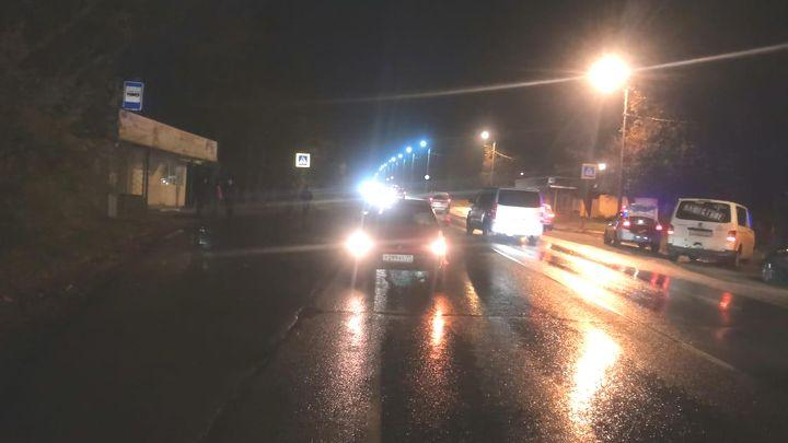 В Туле девушка погибла на пешеходном переходе