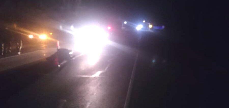 В Плавском районе на трассе «Крым» погиб пешеход