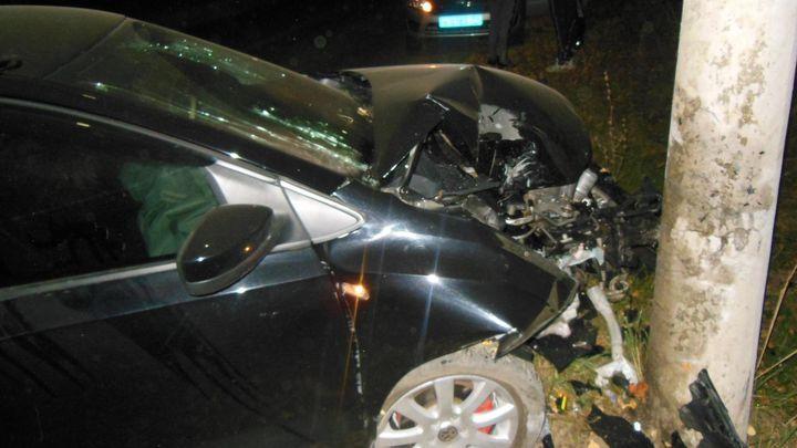 В Донском в ДТП пострадала девушка, севшая в машину к пьяному водителю