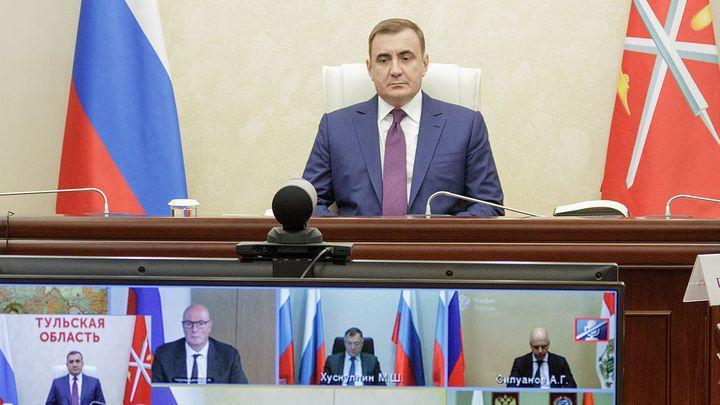 Предложения рабочей группы Госсовета, возглавляемой Алексеем Дюминым, вошли в Единый национальный план