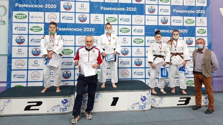 Тульские дзюдоисты завоевали восемь медалей на первенстве ЦФО