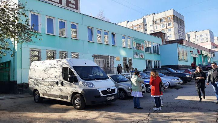В Туле эвакуируют больницу на улице Галкина