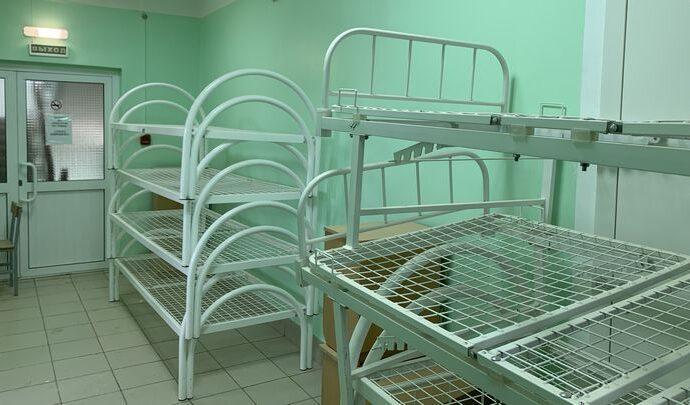 В Туле разворачивают дополнительный госпиталь для пациентов с COVID-19