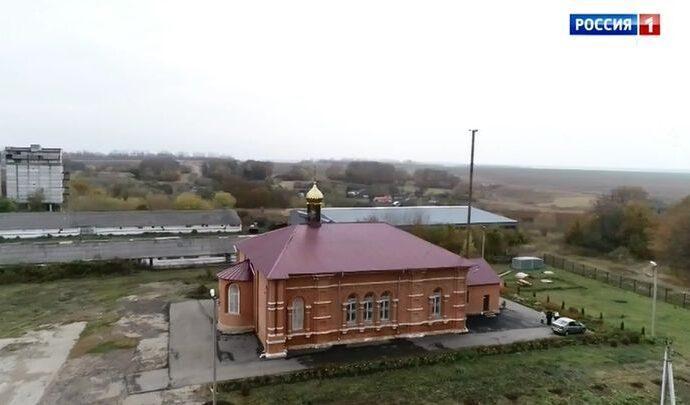Как возрождался Свято-Троицкий храм в Больших Медвёдках