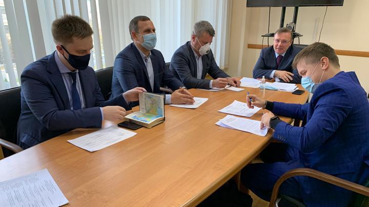 В регионе сформируют новые территориальные избирательные комиссии