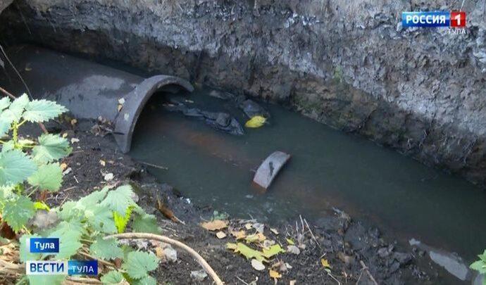 ТНИТИ предъявят счёт за загрязнение басовского пруда