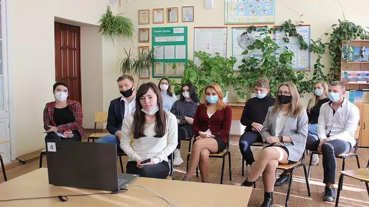 """Молодые туляки встретились на веб-конференции """"Без галстуков"""""""
