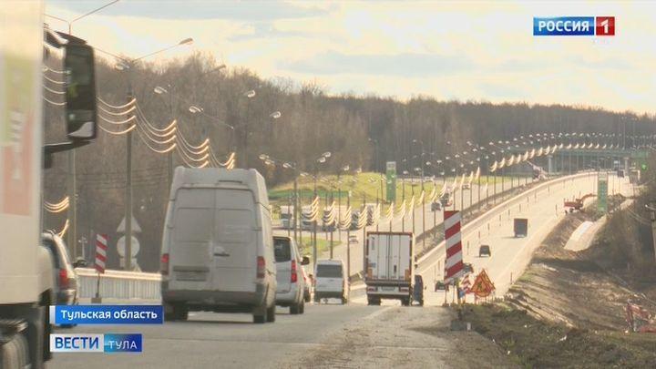 Дорожники приступают к третьему этапу реконструкции трассы М4 в южном направлении