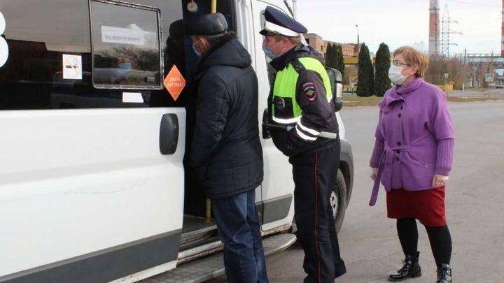 В Тульской области продолжаются рейды по соблюдению масочного режима