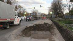Московское шоссе в Туле сдадут в конце ноября